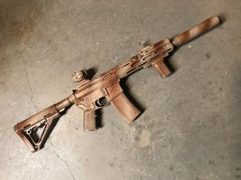 Rock River Arms Cross Machine Tool AR Rifle New paint complete.jpg